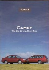 Two 1991 & 93 TOYOTA XV10 CAMRY New Zealand Brochures