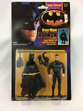 1990 Batman, Dark Knight Collection, Bruce Wayne Quick Change, Minor Card Damage