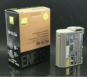EN-EL15A Battery For Nikon D7100 D750 D7500 D7200 D800 D810 D850 D7000 EN EL 15A