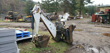 Bobcat 811 Backhoe Attachment For Skid Steer Loader, with 2 buckets!