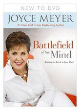 Joyce Meyer: Battlefield of the Mind (DVD Used Very Good)