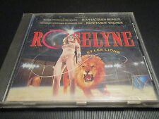 "CD BOF ""ROSELYNE ET LES LIONS"" Reinhardt WAGNER"
