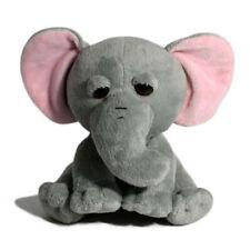 ELEPHANT 18cm Sitting Wild Animal Snuggle Buddy Super Cute Plush Cuddly Toys