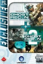 GHOST RECON ADVANCED WARFIGHTER 1 + 2 * *Neuwertig