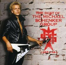 Michael Schenker - Best of the Michael Schenker Group 1980-1984 [New CD]