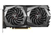 MSI GeForce GTX 1650 DirectX 12 GTX 1650 GAMING X 4G 4GB 128-Bit GDDR5 PCI Expre