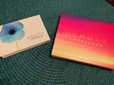 Beauty By Popsugar Twilight Eye Shadow Palette and Be Bright Shimmer Highlighter