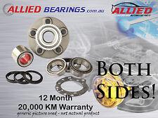 TWO REAR WHEEL BEARING KITS SUIT KIA SPORTAGE JA 4WD 2.0L 1996-4/1998 - 4279
