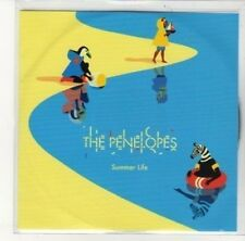 (DK442) The Penelopes, Summer Life - 2012 DJ CD
