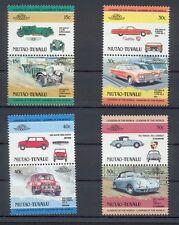 Niutao - Tuvalu  / Satz 1 Auto 100 / Automobil  Oldtimer ** Leaders of the World
