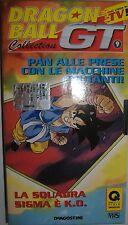 VHS - DE AGOSTINI/ DRAGON BALL GT - VOLUME 9 - EPISODI 2