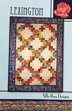 Lexington Quilt Pattern