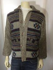 Vintage Native South American Wool Jacket Size M