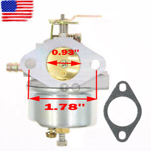 Adjustable Carburetor for Tecumseh 7hp 8hp Toro Sears Craftsman MTD Snowblowers