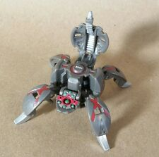 BAKUGAN BRAWLERS FENCER GRAY PYRUS MAXUS HELIOS 500G Excellent