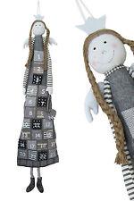 XXL Adventskalender Engel 120 cm Kalender zum selber befüllen Weihnachten