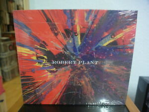 "Robert Plant Digging Deep 7"" Box Set Rare Limited Edition Led Zeppelin Sealed"