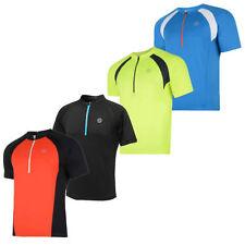 Unisex Adults Polyester Short Sleeve Cycling Jerseys