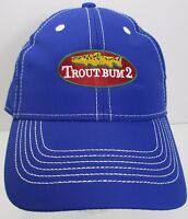 buy popular aa12f 2a241 Trout Bum2 Bum 2 Fly Fishing Hat Cap Utah USA Embroidery New  bl