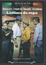 Colección Mexico en Pantalla DVD Lastima de Ropa