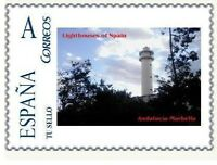 Spain 2016 - Lighthouses of Spain - Andalucia Tu sello mnh (18)