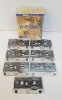 Harry Potter And The Goblet Of Fire Part 1 Cassette Tapes Read By Stephen Fry