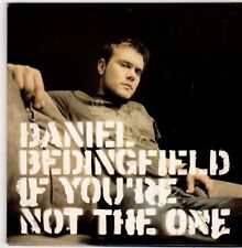 (FJ16) Daniel Bedingfield, If You're Not The One - 2002 DJ CD