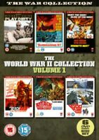 The World War II Film Collection(6 Film) DVD Nuovo DVD (101FILMSBOX18)