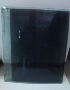 Mercedes Benz 124 Left Rear Window Tinted, Good Condition from 1985 300TD