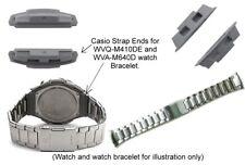 Genuine Casio parte. Cinturino fine per Casio WVQ-M410DE e WVA-M640D Orologio Bracciale.