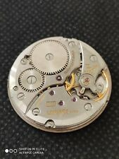 Vintage Longines 490 gents watch movement, with dial . Working