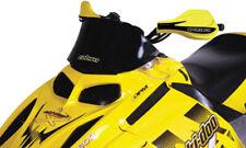 Cobra Windshield Low Black Powermadd 13021 For 04-09 Ski Doo GSX MXZ GTX Summit