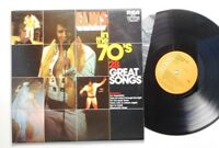 elvis presley   ELVIS in the 70's  28 great songs   RCA TSP-167