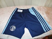 FC Schalke 04 Original Adidas Auswärts Kinder Trikot Hose/Short 2007/08 Gr.140
