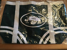 Pro-Fan-Ity by Littlearth New York JETS Canvas Tailgate Tote Licensed NFL BNWT