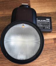 Godox V1N TTL Round Head Camera Flash for Nikon - Plus Accessories