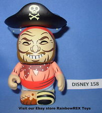 """DISNEY VINYLMATION 3"""" DIRTY FOOT PIRATE  PIRATES OF THE CARIBBEAN"""