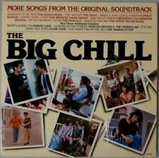 1983 OST LP THE BIG CHILL Used / Mint Condition ( Beach Boys/ Percy Sledge)