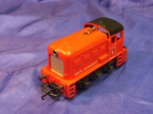 Triang Hornby R253 Genuine 1962/63 Red Yard Switcher Dock Shunter #5 Excellent!