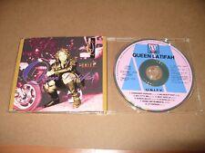 Queen Latifah Unity 8 Track cd 1993 Slim Case Ex + Condition