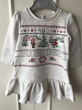 Ralph LAUREN Bebé Niña Vestido y Bloomer 12 M