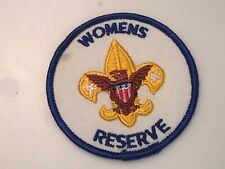 Womens Reserve Adult Position Patch