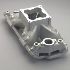 Edelbrock 2971 Super Victor 4500 Intake Manifold For Raised Port 23 Degree Heads