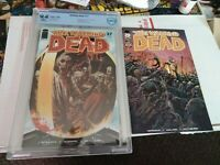 The Walking Dead #27 9.4 #100 #138 Key 1st Appearance Governor Negan and Alpha