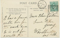 """2455 """"IPSWICH / 3"""" Squared Circle Postmark (Cohen Type 2nd I D-3 CT) + """"SHOTLEY"""""""