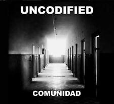 UNCODIFIED Comunidad CD Digipack 2018 LTD.300