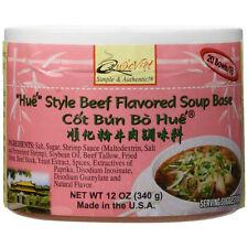 "Quoc Viet Foods ""Bun Bo Hue"" Style Beef Flavored Soup Base, 12 oz - Wynmarket"