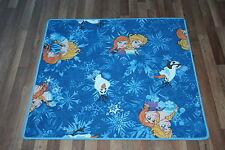 Quality Disney Frozen Rug Olaf, Elsa & Anna Play Mat Rug 100cm x 94cm 4 Sizes!