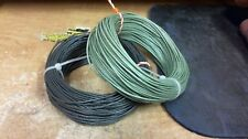 50ft Western Electric 24g solid, cloth, wire, NOS