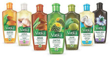 Dabur Vatika Enriched Natural Hair Oil Black Seed Coconut Garlic Cactus Olive